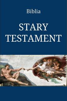Biblia Wujka. Stary Testament. - ebook/epub