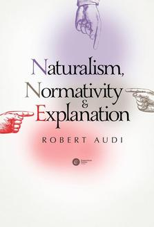 Naturalism, Normativity and Explanation - ebook/epub