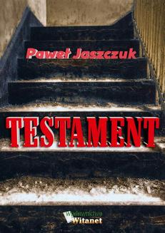 Testament - ebook/epub