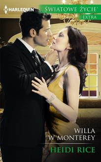Willa w Monterey - ebook/epub