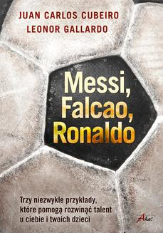 Messi, Falcao, Ronaldo. - ebook/epub