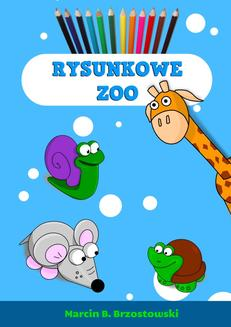 Rysunkowe Zoo - ebook/epub
