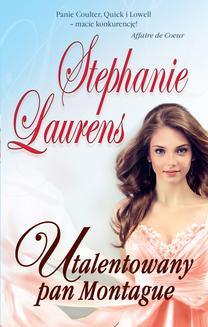 Utalentowany Pan Montague - ebook/epub