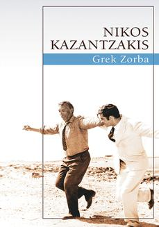 Grek Zorba - ebook/epub