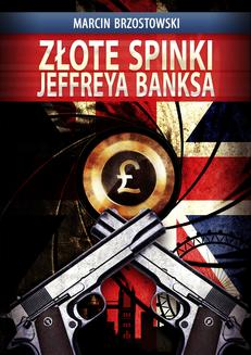 Złote spinki Jeffreya Banksa - ebook/epub