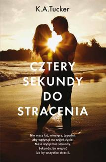 Cztery sekundy do stracenia - ebook/epub