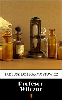 Profesor Wilczur - ebook/epub