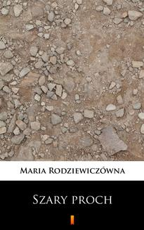 Szary proch - ebook/epub