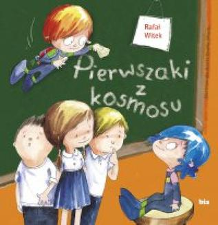 Pierwszaki z kosmosu - ebook/epub